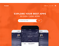 Landing Website Template