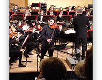 Violin Concerto Performance