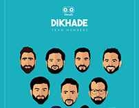 DikhaDe Team Launch Project