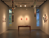 Fibers in Florence: LaVerne Krause Gallery Show