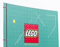LEGO 2013 Annual Report