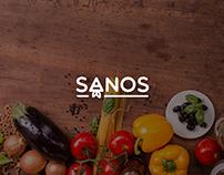 Sanos - Visual Identity