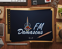 Damascus FM   Logo