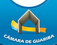 Novo logo Câmara de Guariba