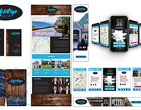 Mcintrye Real Estate Corporate Identity Concept
