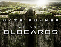 Maze Runner - WE ARE BLOCARDS
