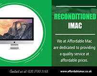 Reconditioned imac| 02037803188 | affordablemac.co.uk
