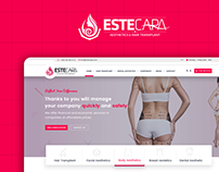 Estecapa UI/UX Design
