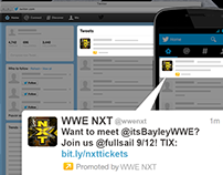 "Content Creation & Talent Marketing - WWE's ""Bayley"""