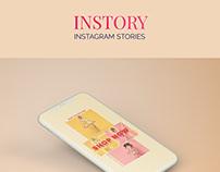 Instory | Instagram Stroy Template