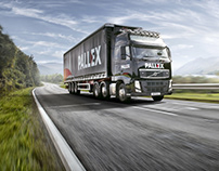 Truck Photography - Pall-Ex
