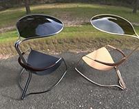 Rayban - Never Hide Chair