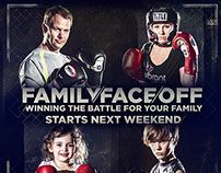 Family Face Off