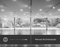 Manual de Sinalização - Instituto Ling