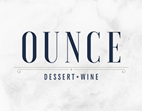 Ounce - Restaurant Branding