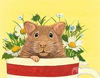 Sweet hamster