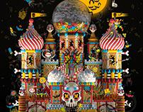 EYEYAH Candy Castle of Horrors