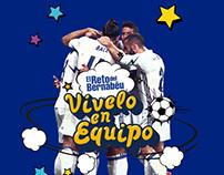 Real Madrid - Vívelo en Equipo