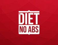 No Diet no Abs - Identidade Visual