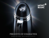 MONTBLANC - CORPORATE GIFT BROCHURE