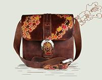 Webové stránky pro unikátní kabelky Bambas