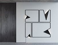 "Wall lamps ""SOLIDS"""