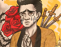 Panic! At The Disco - Pray For The Wicked Illustration