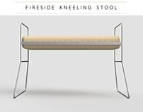 Fireside Kneeling Stool