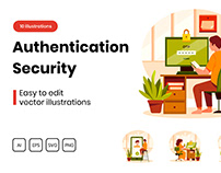 M295_ Authentication Illustrations