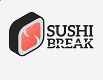 Sushi Break (Identity Design)