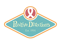 Positive Directions Retro Logo