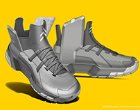 Biomech Boots Concept