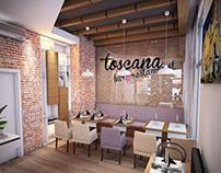 Toscan restaurant