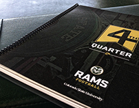 Rams Football Strength and Conditioning Book