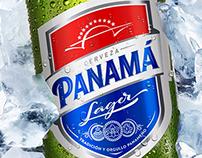 Cerveza Panamá rebranding