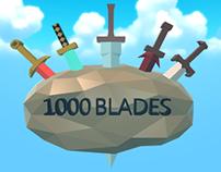 1000 Blades - Unity web game