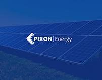 Pixon Energy Branding