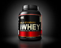Pack shot Whey Protein