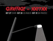 Giraffage and XXYYXX: Halloween 2016