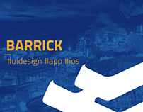 barrick / ui design