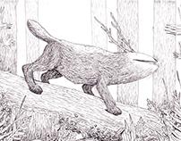 Woodicus Felinus WIP