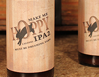 Make Me Hoppy IPA2, packaging