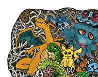 Sketch-to-Digital- Pokemon 1.0