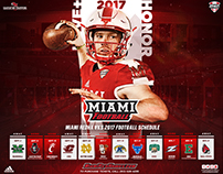 2017 Miami Football - Schedule Release
