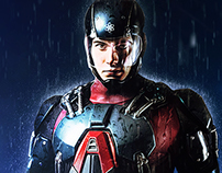 Arrow - Atom Suit (Ray Palmer)