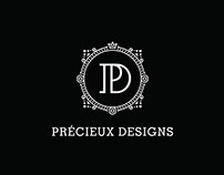 Logo for Precieux Designs