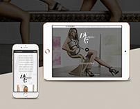 Website Di Valentini Campaign Summer 2015