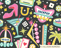 Viva Las Vegas | Surface Design