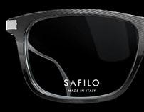 Teca - motion design for Safilo ( 2-2017 )
