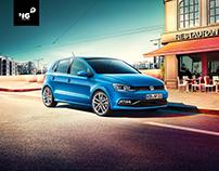 Volkswagen Polo - Deja de ser copiloto